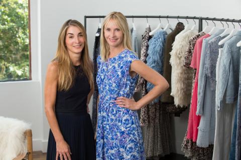 Janice Sullivan and Rebecca Taylor (Photo: Business Wire)