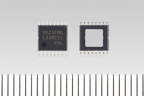 "Toshiba: ""TB9021FNG"", a 5-volt constant voltage regulator for application in automotive systems (Photo: Business Wire)"
