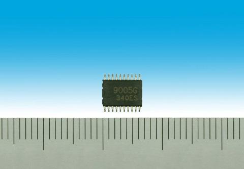 東芝:車載用マイコンシステム向け汎用5V定電圧システム電源IC「TB9005FNG」(写真:ビジネスワイヤ)