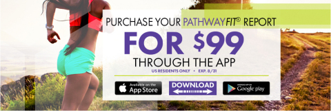 Pathway Genomics $99 promotion. (Graphic: Business Wire)