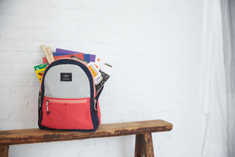For each STATE backpack sold, AEO will donate one filled with school supplies to a student in need through Teach For America (Photo: Business Wire)