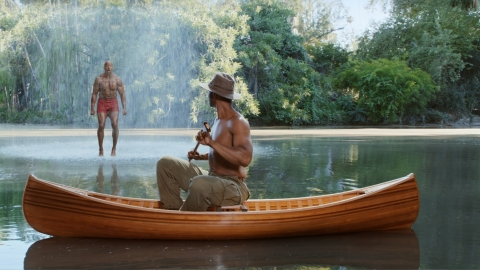 "In Old Spice's newest ""Smellmitment"" campaign, Terry Crews and Isaiah Mustafa come together in a friendly competition, to get guys to choose their favorite scent. (Photo: Business Wire)"