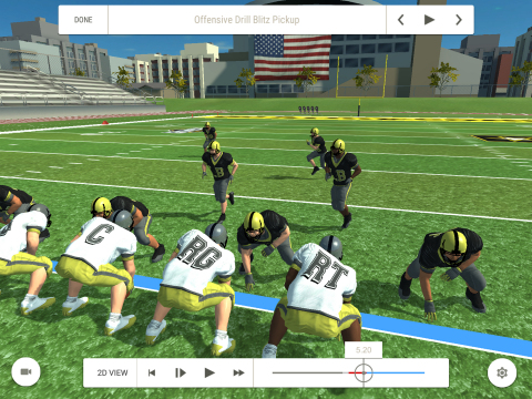 U.S. Army Launches GoArmy EDGE App for Coaches and Athletes. Photo courtesy of the U.S. Army.