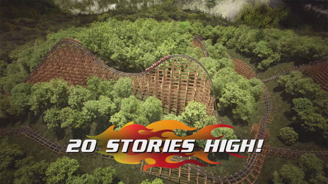Watch this video to take a lap on Dollywood's Lightning Rod, both the world's fastest wood coaster and the world's first launching wood coaster!
