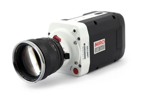 Phantom Miro LAB-Series of digital high-speed cameras (Photo: Business Wire)