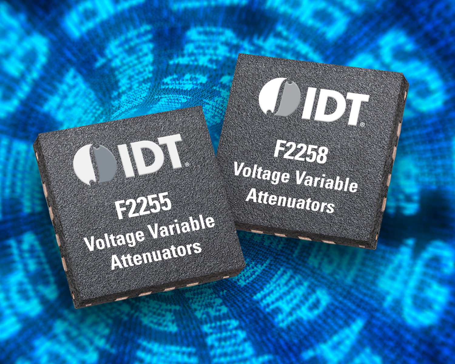 Idt Introduces New Voltage Variable Attenuators Delivering Up To Controlled Attenuator Dean Solov 408 284 2608 Public Relations Manager Deansolovidtcom