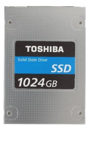 Toshiba: XG3 Series SSD (Photo: Business Wire)