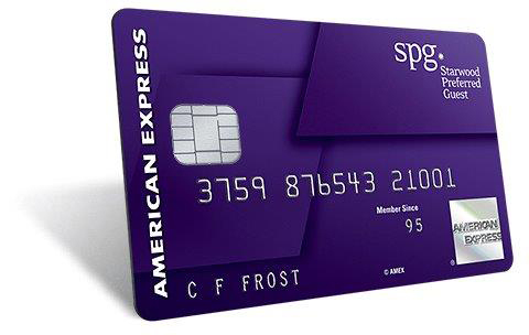 American Express And Starwood Hotels Resorts Launch New Travel Benefits For Preferred Guest Spg Credit Card Members