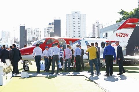 Honda Aircraft Company and HondaJet Brazil, Lider Aviacao, received multiple orders for the HondaJet ...