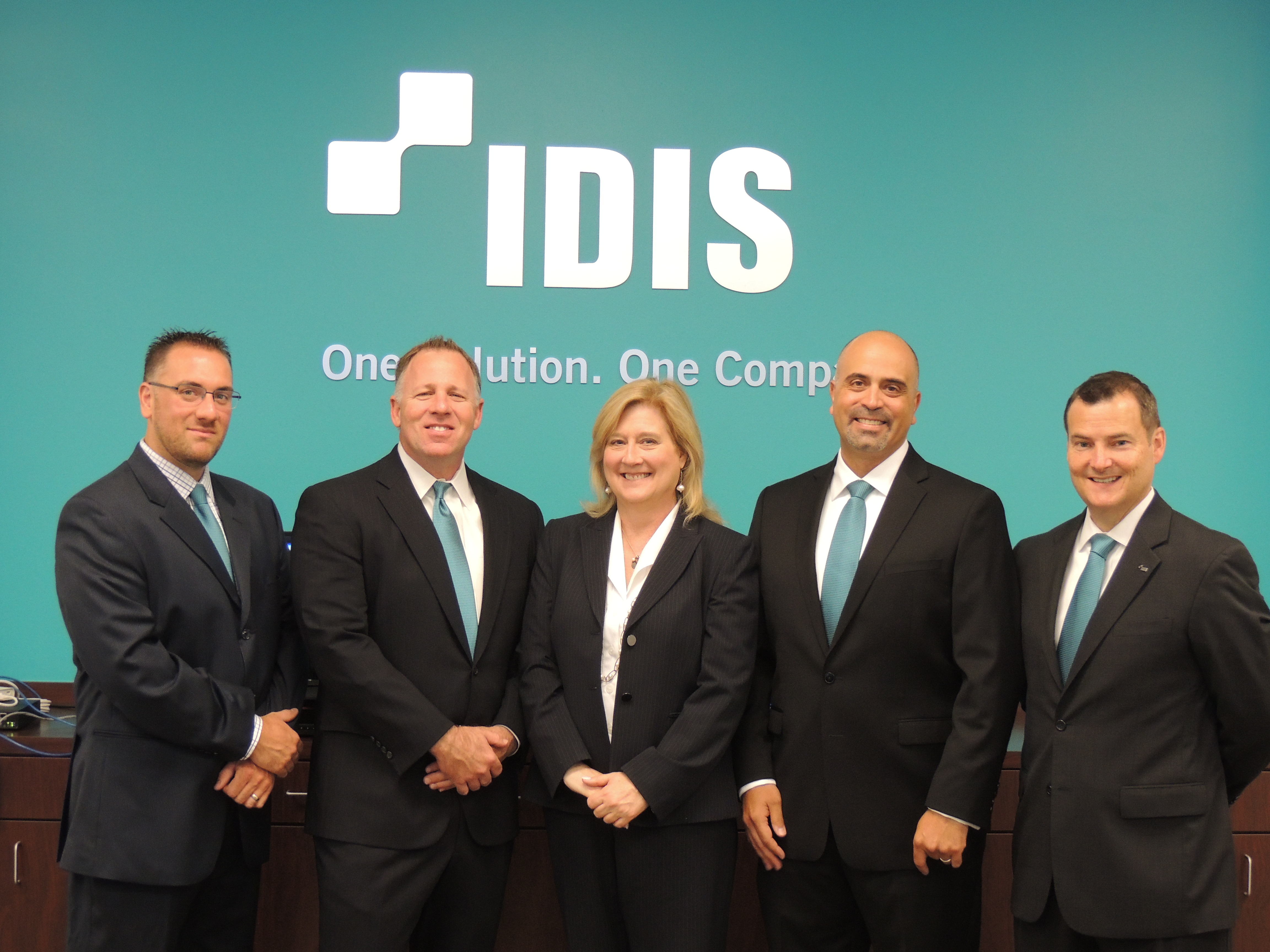 IDIS Introduces Expanded American Sales Team as Newly Launched ...