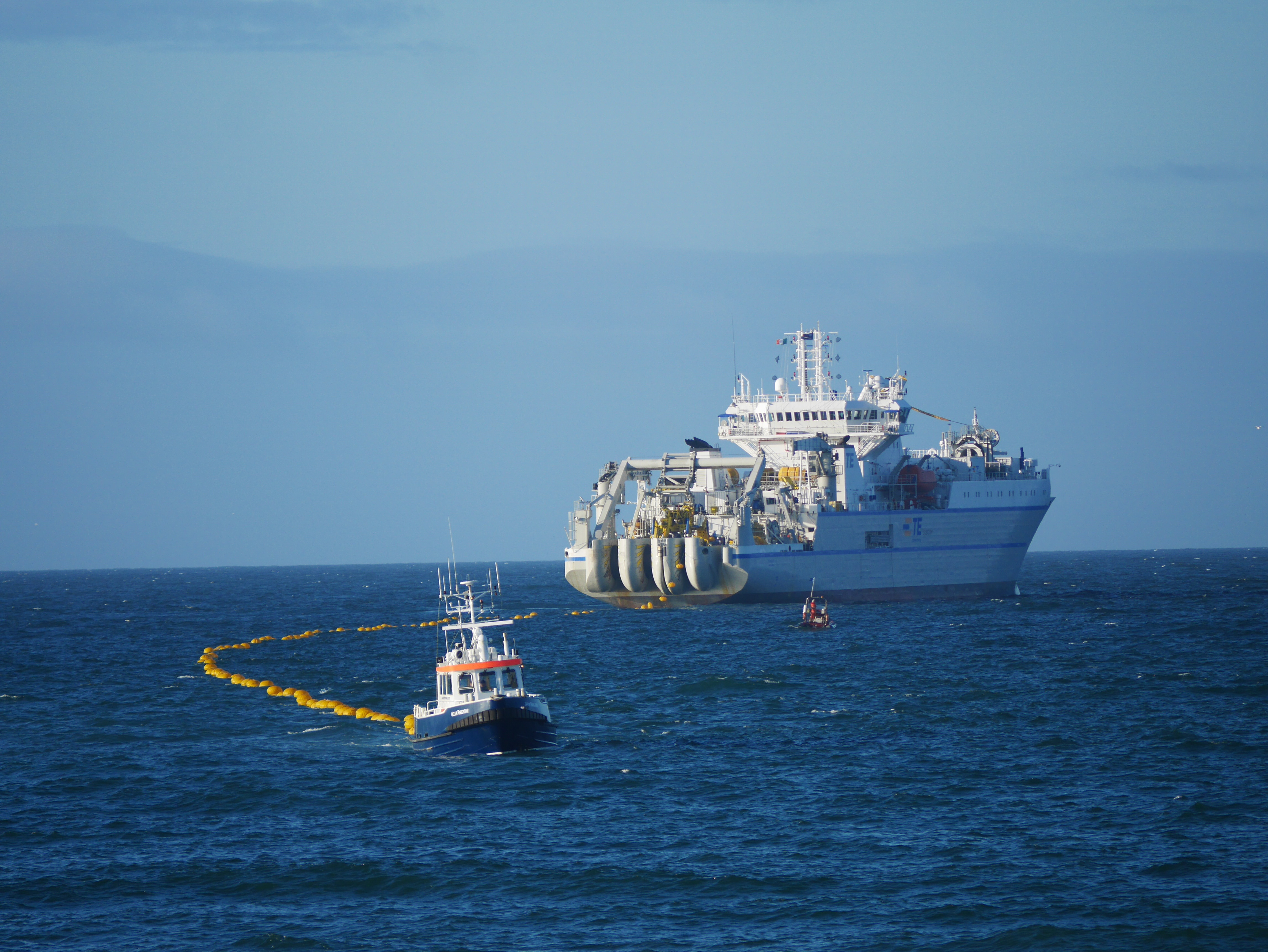 Hibernia Express Cable Enables Ireland to Expand Global Commerce ...