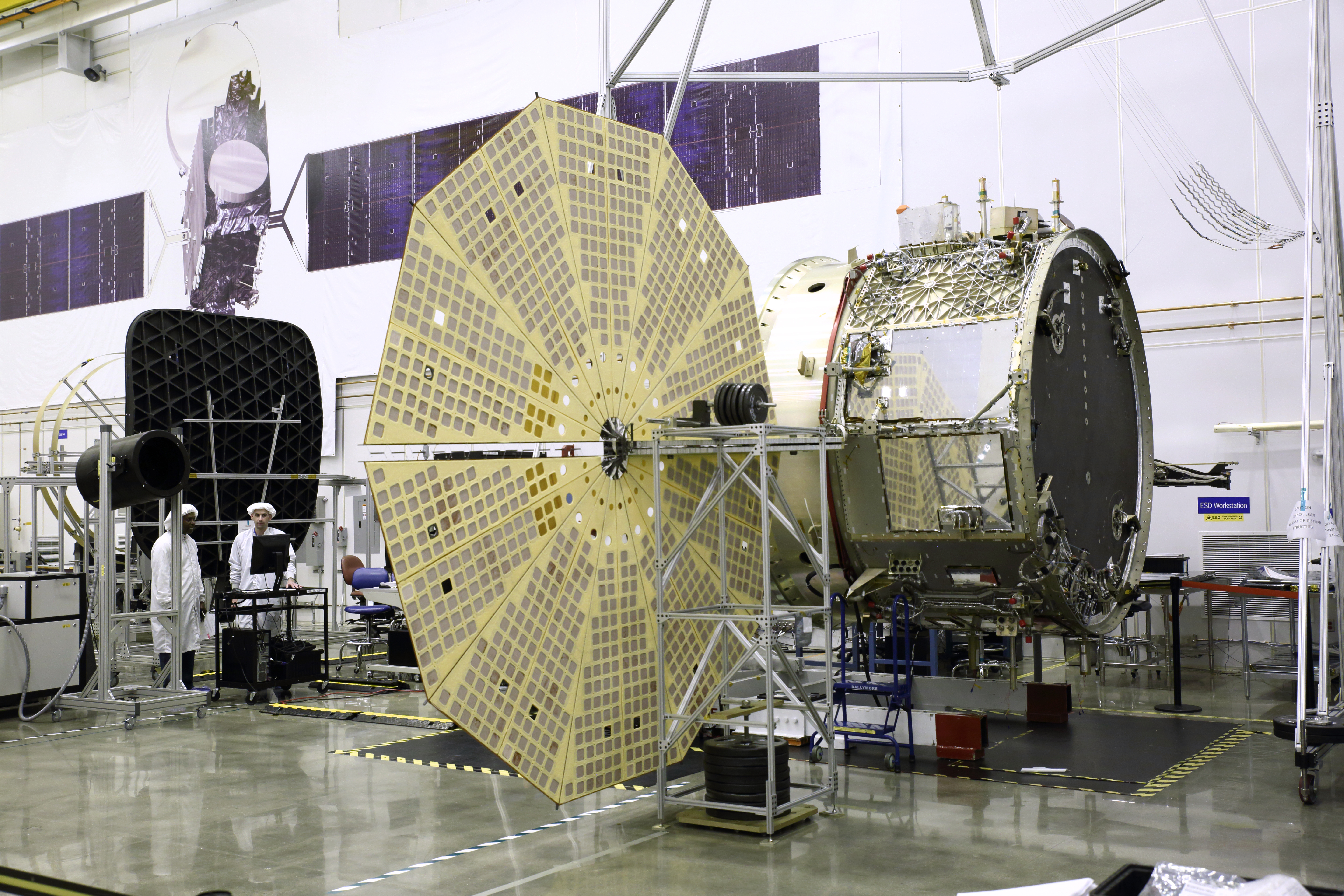 Full Size Orbital ATK Updates Progress on