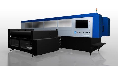 Nassenger 10 Inkjet textile printer (Photo: Business Wire)