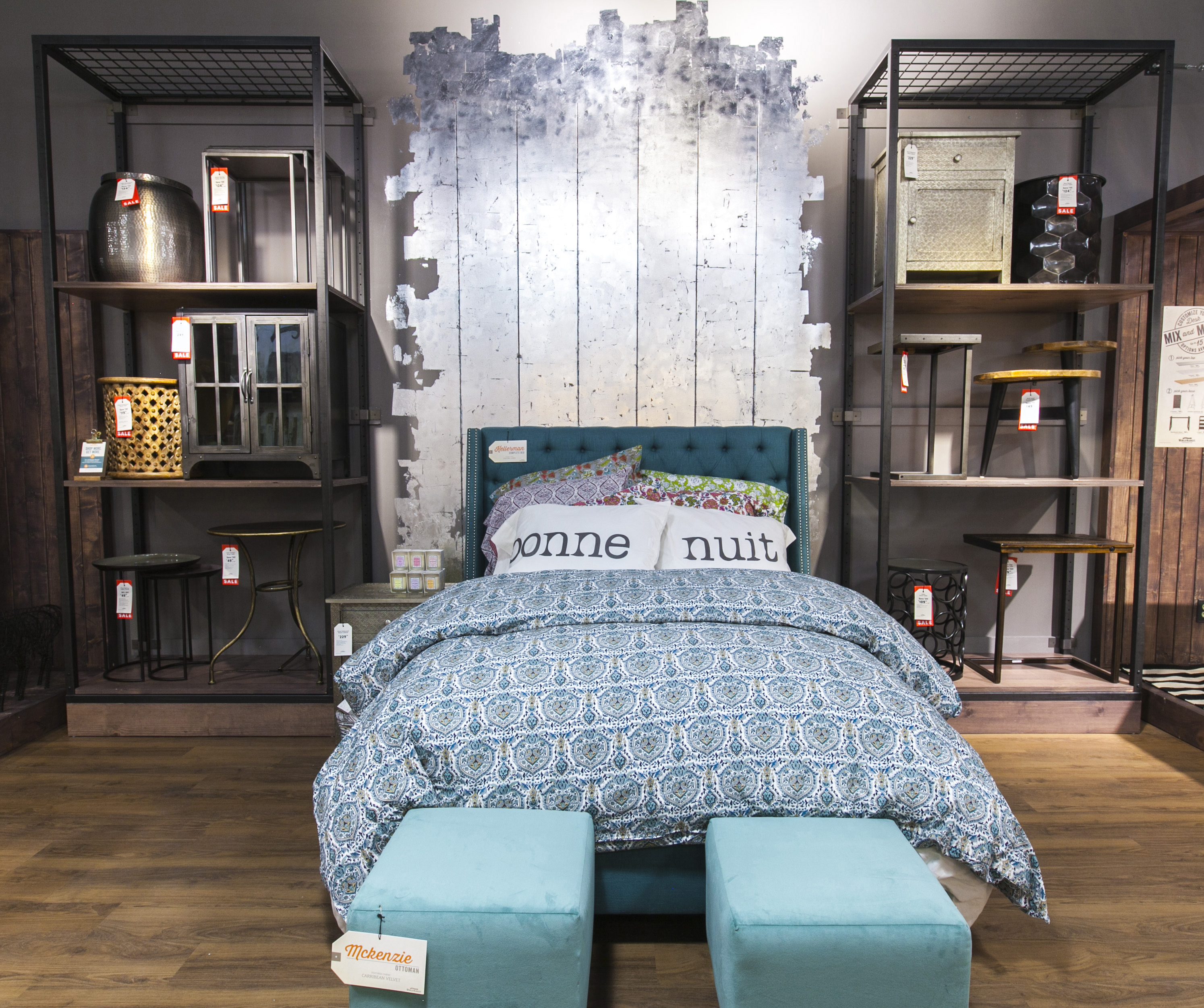 New York City Bedroom Furniture Cost Plus World Marketar Grand Opens Its First New York City