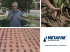 Gardening expert, Paul James, explains how homeowners can significantly reduce their outdoor water use without a radical landscape transformation by using drip irrigation. (Graphic: Business Wire)