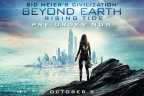 2K and Firaxis Games today announced pre-purchase details for Sid Meier's Civilization(R): Beyond Earth(TM) - Rising Tide, the expansion pack for 2014's turn-based strategy title, Civilization: Beyond Earth. Players who pre-purchase the game will receive a 10% discount on their purchases. Rising Tide is currently in development for Windows PC, as well as Mac and Linux through Aspyr Media, and scheduled for worldwide release on all platforms on October 9, 2015. (Photo: Business Wire)