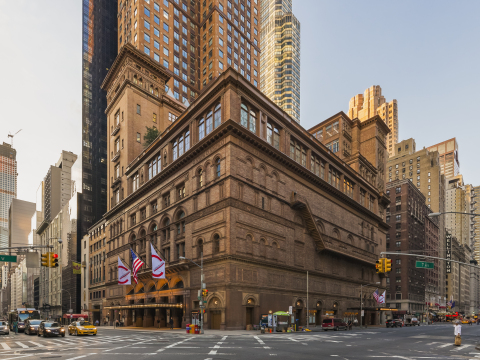 Energy efficient solutions from Siemens have helped Carnegie Hall secure LEED silver certification.  ...