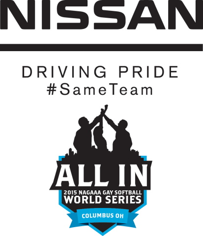 Nissan partners with North American Gay Amateur Athletic Alliance.