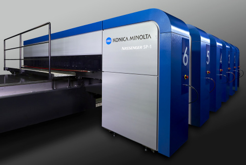 Nassenger SP-1 Inkjet textile printer (Photo: Business Wire)