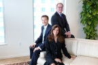 Ulmer & Berne LLP Business Litigation left to right: Paul Harris, Robin Miller, Jeffrey Dunlap (Photo: Business Wire)