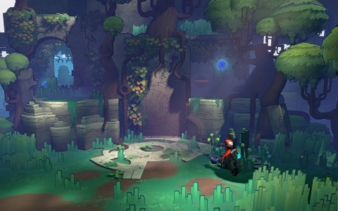 """A mysterious world awaits player exploration in """"Hob,"""" a new, original intellectual property for PC  ..."""