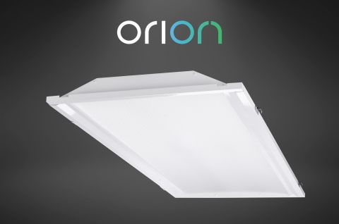 Orion Energy Systems Introduces High Lumen LED APOLLO Troffer Retrofit (Photo: Business Wire)