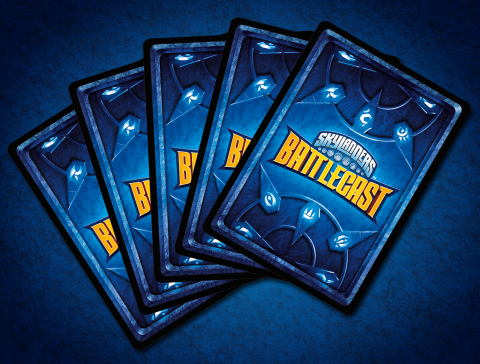 Coming in 2016, Skylanders Battlecast brings cards to life with a new free-to-play mobile card battle adventure. (Photo: Business Wire)