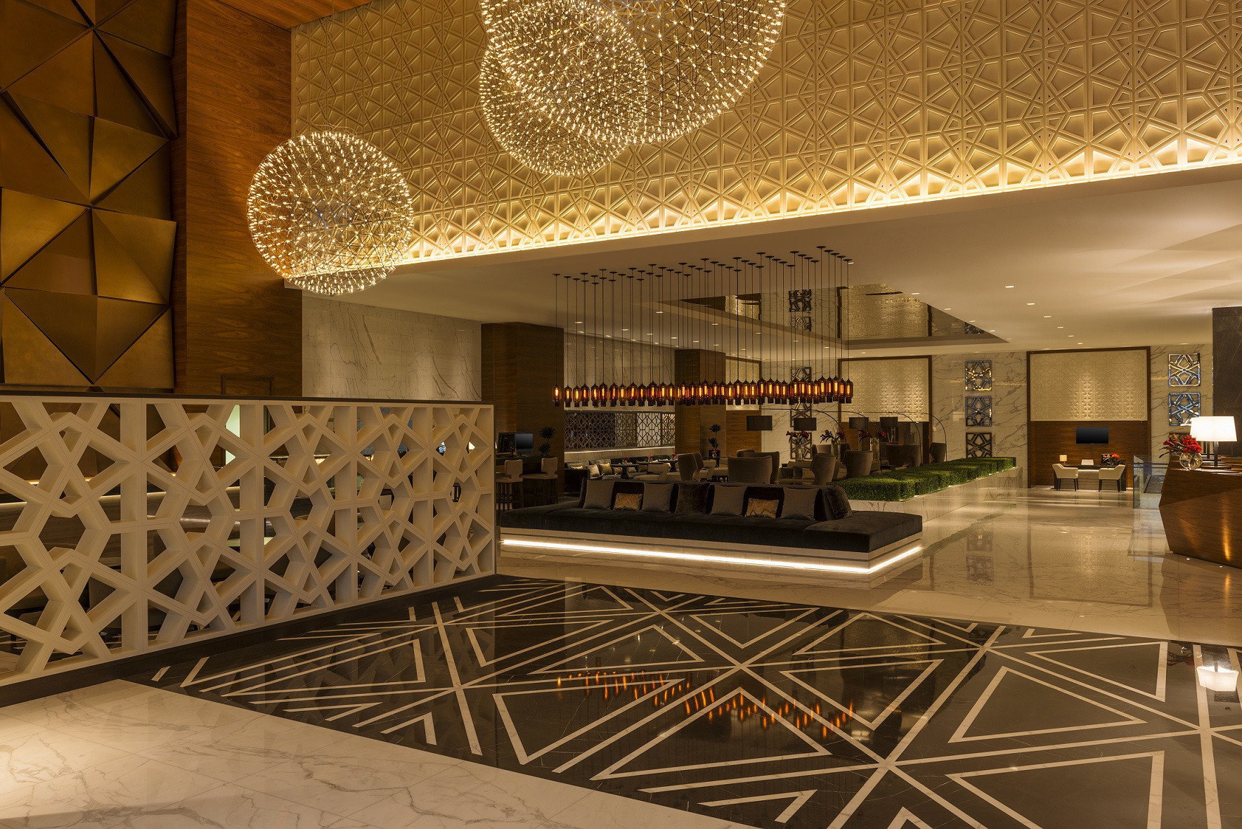 Starwood hotels resorts introduces sheraton grand for Design hotel dubai