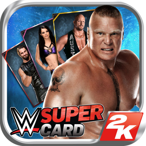 2K today announced the action-packed entertainment of WWE® SuperCard, the Company's renowned collectible card-battling game, will raise the stakes with extensive content in WWE SuperCard - Season 2.