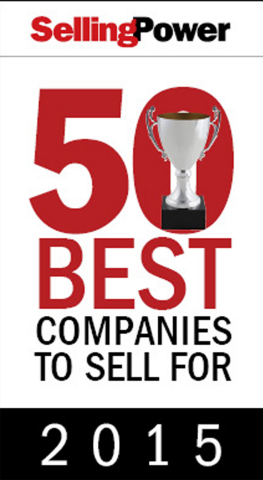 """G&K Services was named one of the """"50 Best Companies to Sell For"""" by Selling Power magazine (Graphic: Business Wire)"""