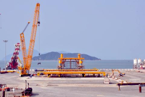 Zhuhai Skidway and Assembly Yard (Photo: Business Wire)