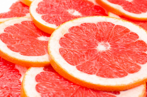 Nootkatone is a natural aroma ingredient that occurs in grapefruit and certain other plants (Photo: Evolva).