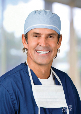 Orthopedic spine surgeon Dr. Jeff Martin joins Laser Spine Institute to care for patients at the company's facilities around the country. (Photo: Business Wire)