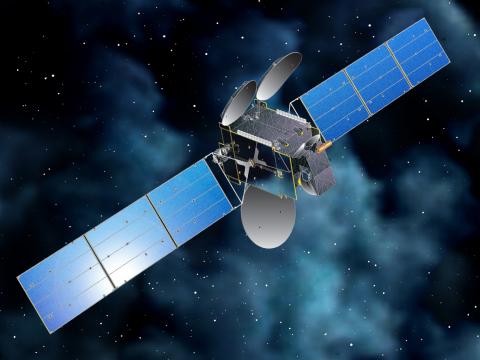 Intelsat 34 Satellite (Photo: Business Wire)