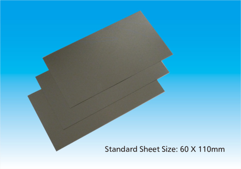 Electromagnetic Noise Suppression and Heat Diffusion Integrated Sheets (Photo: Business Wire)