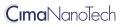 Cima NanoTech anuncia una unión transitoria de empresas con Foxconn para la fabricación de módulos táctiles para pantallas táctiles capacitivas proyectadas de gran formato