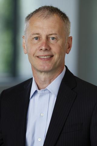 Richard Steranka, Head of World Wide Channels, Intel Security (Photo: Business Wire)
