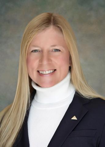 Julz Burgess, head of Regions Corporate Trust Group