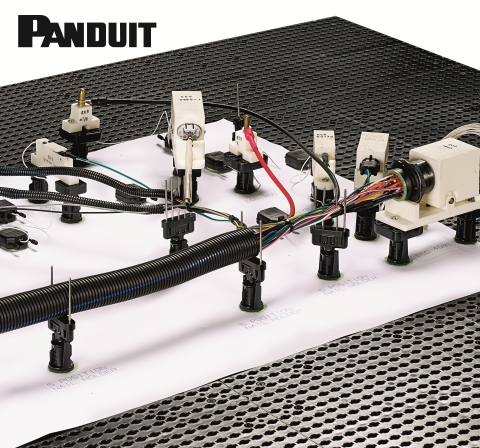 Game Changer For Wire Harness Manufacturers Panduit Quick