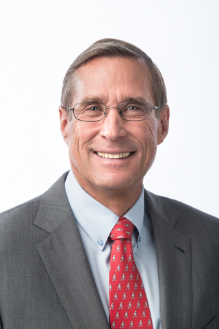 Evolution Midstream Chairman & CEO John A. Raber (Photo: Business Wire)