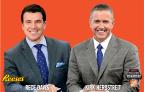 Reese's Brand Teams Up with ESPN College GameDay Hosts Rece Davis & Kirk Herbstreit (Photo: Business Wire)