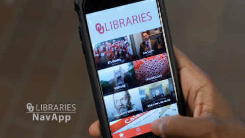 Based on Aruba's Meridian Mobile App Platform, the OU NavApp gives students, faculty and visitors ac ...