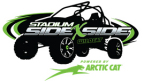 Arctic Cat partners with Robby Gordon's SST Series to launch Stadium Wildcat Side-by-Side (SXS) Racing Series (Graphic: Business Wire)