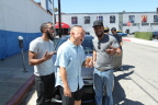 Author, television producer, consummate rap music fan, restaurateur and food personality Eddie Huang, pictured behind-the-scenes for Scion's video series featuring the all-new 2016 Scion iA and iM. (Photo: Business Wire)