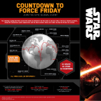 Countdown To Force Friday Infographic (Graphic: Business Wire)
