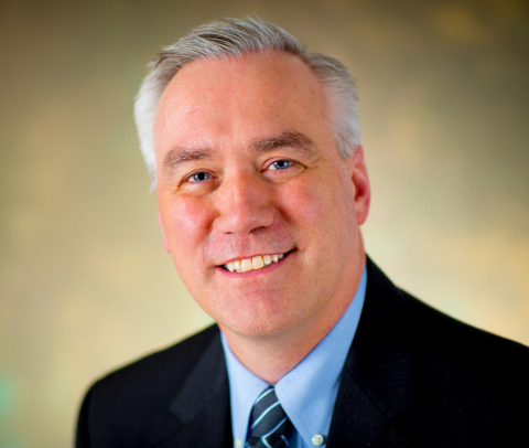Kevin Gordon, Quintiles Executive Vice President of Operations & Chief Financial Officer (Photo: Business Wire)
