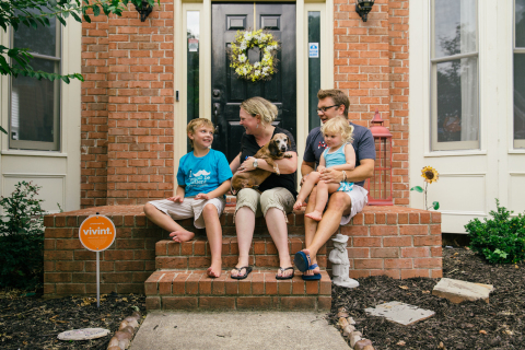 A Vivint smart home system benefits families of children with autism (Photo: Business Wire)