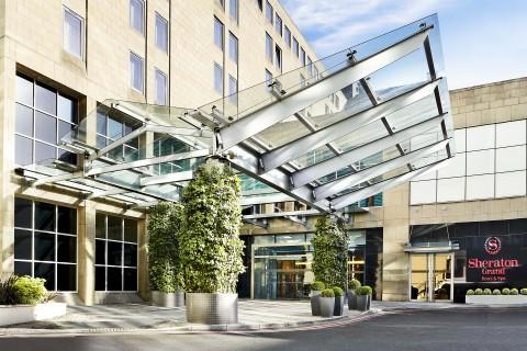 Starwood Hotels & Resorts - Sheraton Grand Edinburgh Hotel (Photo: Business Wire).