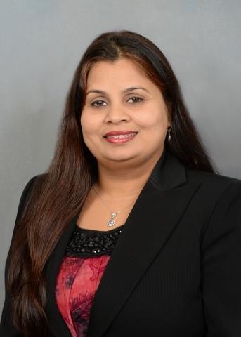 Cardinal Bank Branch Manager, Anamika Chauhan (Photo: Mattox Photography)