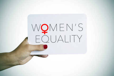 Even though progress in the area of women's rights has been substantial, Baron & Budd recently filed a lawsuit that is an example of how wage discrepancies based on gender still exist. (Photo: Business Wire)